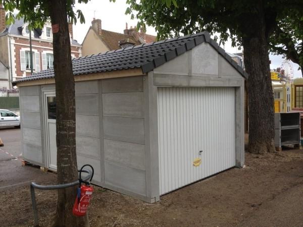 prix construction garage en parpaing