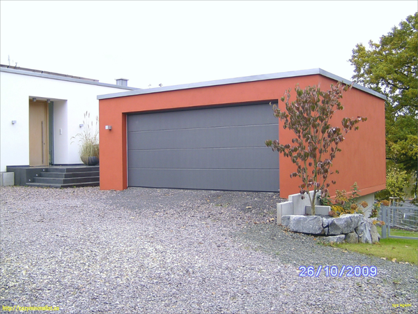 prix construction garage 30m2 parpaing