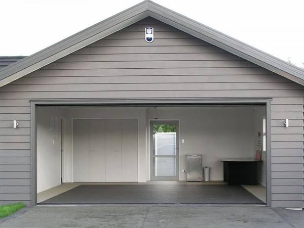 cout construction garage 20m2