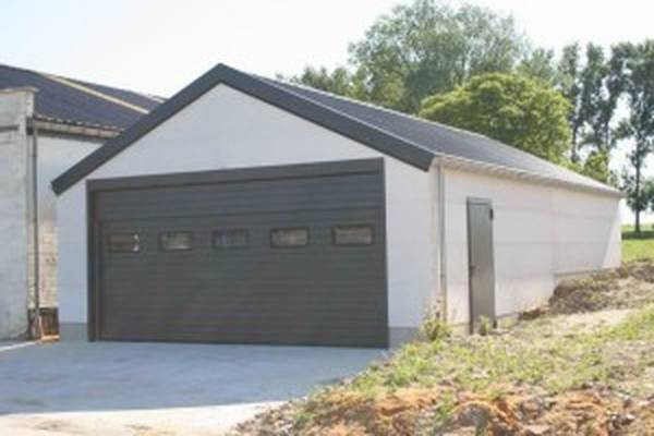 prix de construction d'un garage