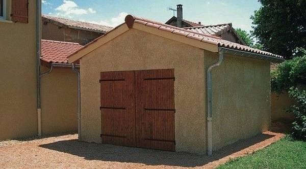 estimation prix construction garage