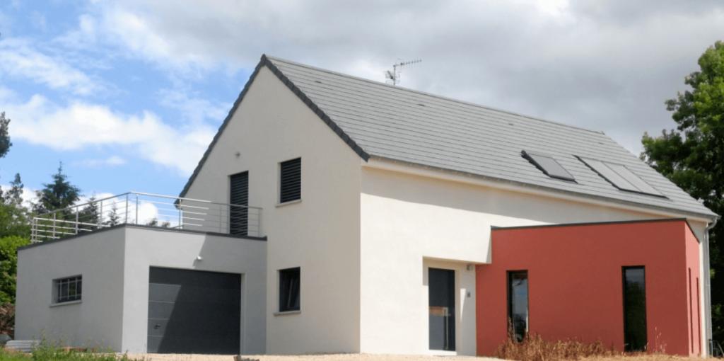 prix garage toit plat accolé à la maison