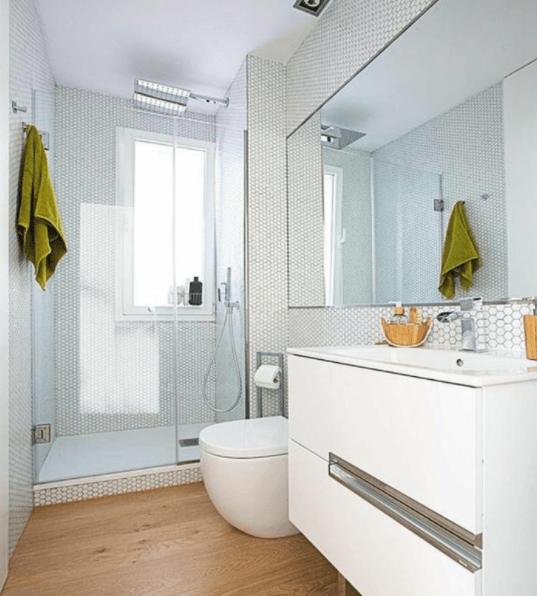 prix rénovation salle de bain 6m2