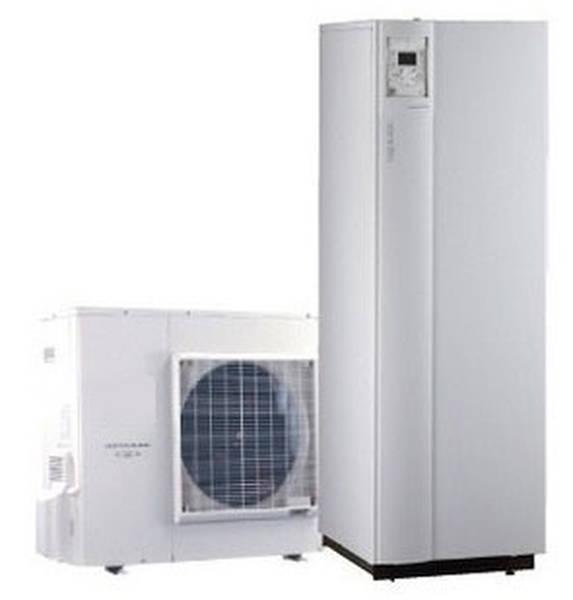pompe chaleur air eau