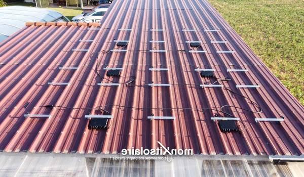 panneau solaire chauffage piscine