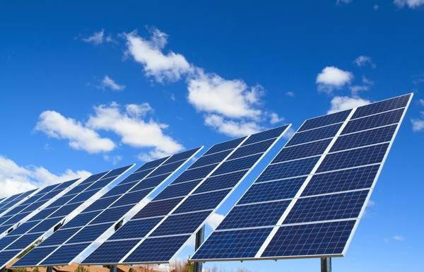 panneau solaire toit plat