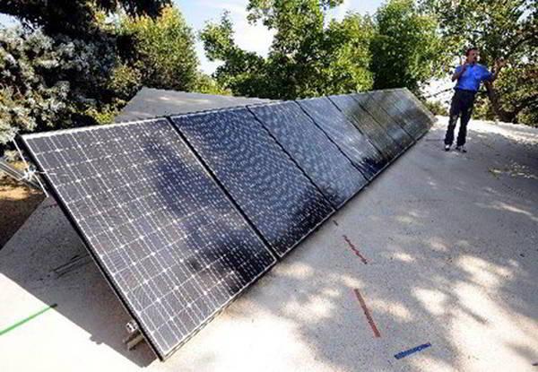 prix panneaux photovoltaique m2