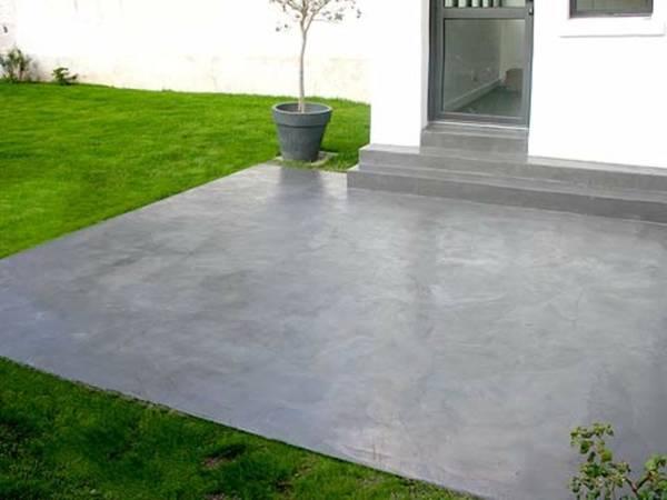 prix m2 beton imprimé