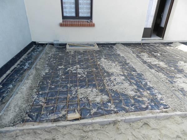 beton decoratif pour terrasse exterieure